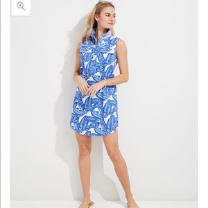 Vineyard Vines Banana Leaf Margo Shirt Dress